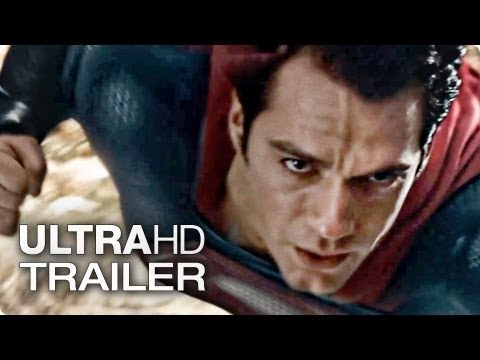 MAN OF STEEL Extended Trailer 3 Deutsch German | 2013 Official Film [Ultra-HD 4K]