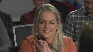 Presentatie lijsttrekkers Tytsjerksteradiel deel 2 ( PvdA, FNP, VVD en Grien Links)