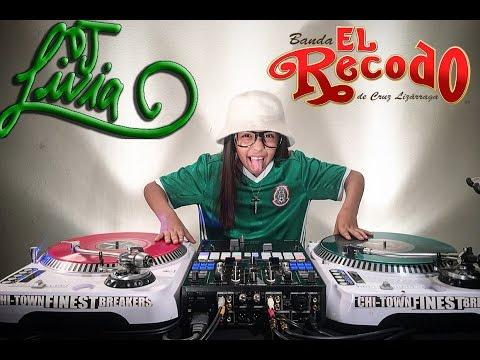 Dj Livia  Tributes to Banda Recodo