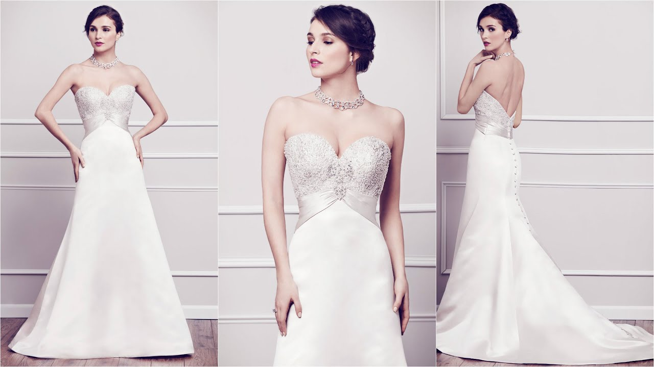 Discount Wedding Gowns: Simple Wedding Dresses