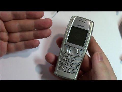 Nokia 6610i тринадцать лет спустя (2004) - ретроспектива