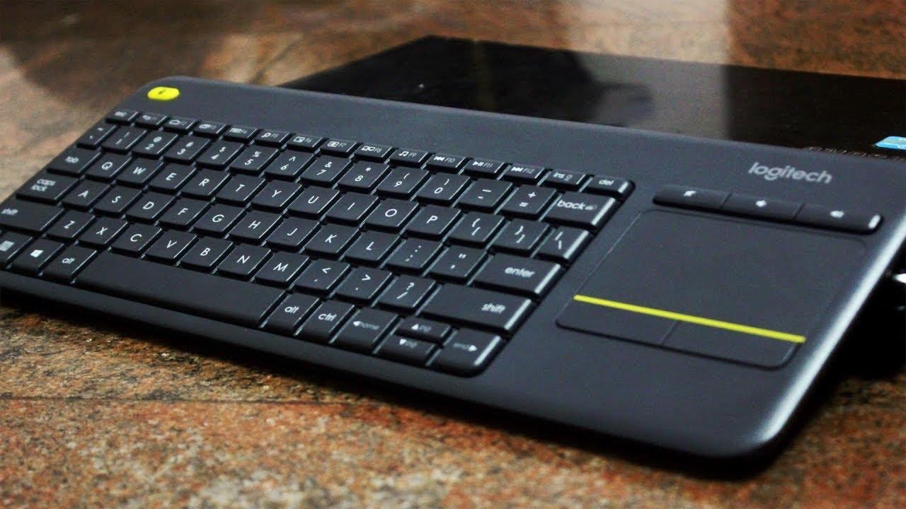 Logitech K400 Plus TV Review - Cheapest In Segment (Mac, Mac Mini, MacBook,  PC, iMac, etc)
