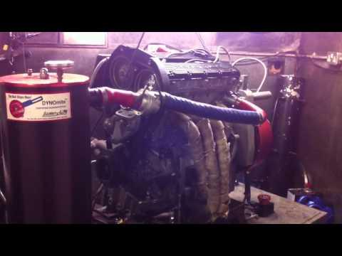Rover K-Series Dyno