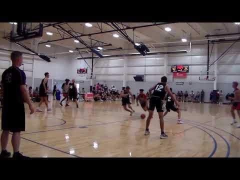 Colorado Hawks 2022 PG Luke Williams DSST Green Valley Ranch High School