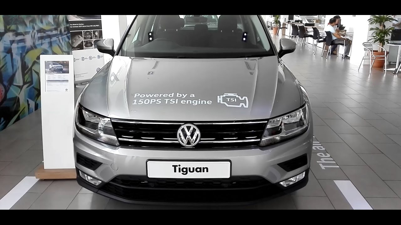the all new 2017 volkswagen tiguan comfortline youtube. Black Bedroom Furniture Sets. Home Design Ideas