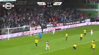 Nicklas Helenius fantastic goal vs Brøndby
