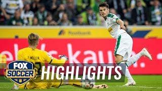 Jonas Hofmann scores an early goal vs. FSV Mainz 05 | 2018-19 Bundesliga Highlights
