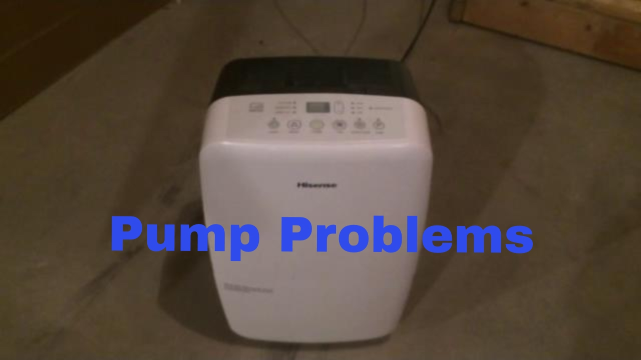 frigidaire dehumidifier 70 pint problems