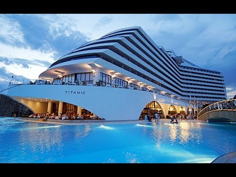 Отель Titanic Beach Lara 5* - Турция, Анталия
