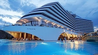 Отель Titanic Beach Lara 5* - Турция, Анталия(Найти и купить туры в Турцию самостоятельно от ведущих туроператоров - http://c26.travelpayouts.com/click?shmarker=81429&promo_id=606&sour..., 2014-06-24T06:03:33.000Z)