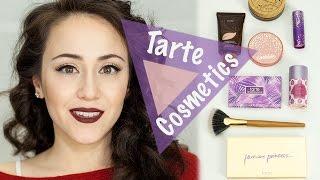 tarte Cosmetics   welche Produkte sich im PR Paket verstecken