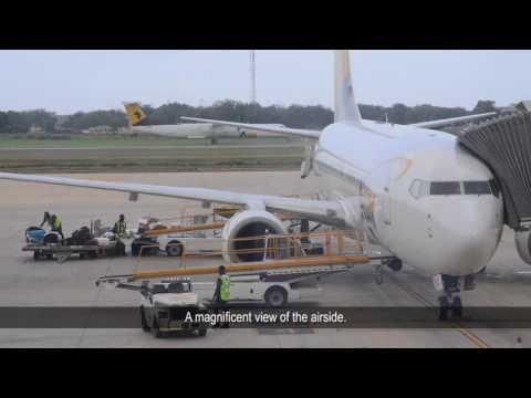 Visite à l'Aéroport de Lomé