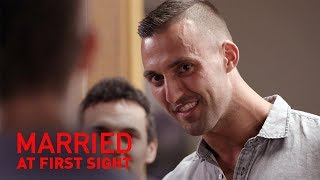 Secrets are revealed at an explosive bucks night | MAFS 2019