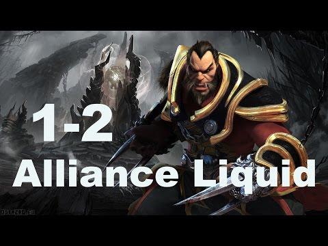 Alliance vs Liquid BO3 - Manila Major Dota 2