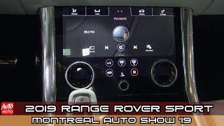 2019 Range Rover Sport - Exterior And Interior - 2019 Montreal Auto Show