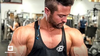 High-Volume Chest Pump Workout w/ Q&A | Flex Friday with Trainer Mike