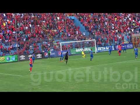 Municipal 1-0 Cobán Imperial - Jornada 01 - Apertura 2018