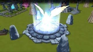 summoners war summoning 18 mystical scrolls