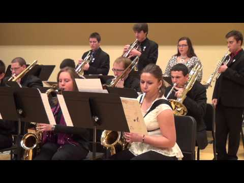Slippery Rock PMEA District Jazz Band 3