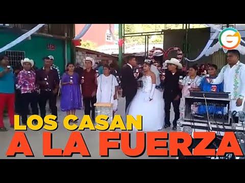 Download Youtube: Los casan a la fuerza y la llaman la boda más triste de #México