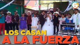 Los casan a la fuerza y la llaman la boda más triste de #México