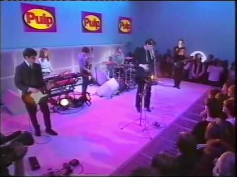 Pulp Monday Morning and Underwear live 1995
