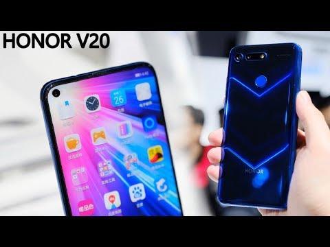 Honor V20 OFFICIAL!