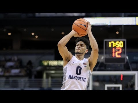 Marquette vs. Northern Illinois   Highlights