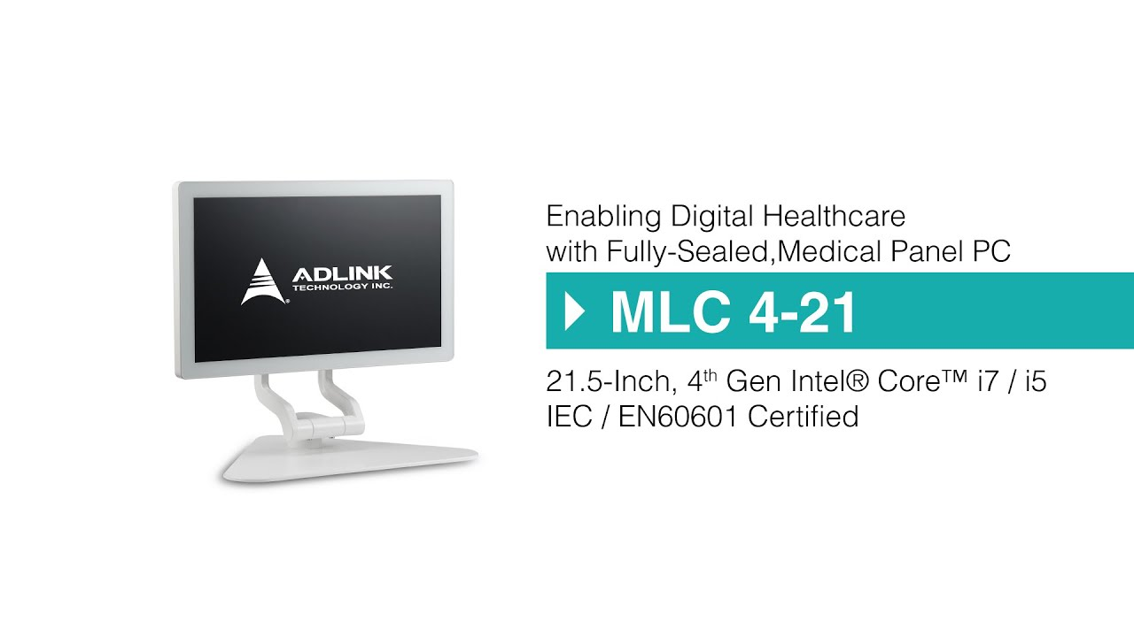MLC 4-21–Medical Tablet–ADLINK