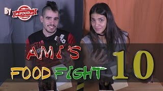 Amis Food Fight - Κεμπάπ ft Tsach