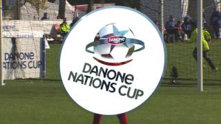 Bulgaria vs Belgium - Ranking match 25/32 - Highlight - Danone Nations Cup 2016