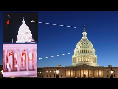 3 Strange Teleported To The United States Capitol