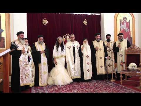 Coptic Orthodox Wedding Video | Edwin & Nancy