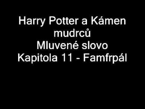 Harry Potter a Kámen mudrců (Mluvené slovo, J.Lábus)    Kap. 11 : Famfrpál