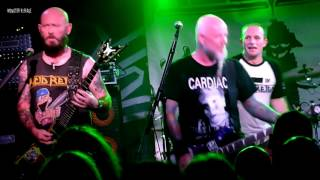 Acid Reign - Motherly Love - Academy3, Manchester UK : 3-Oct-2015