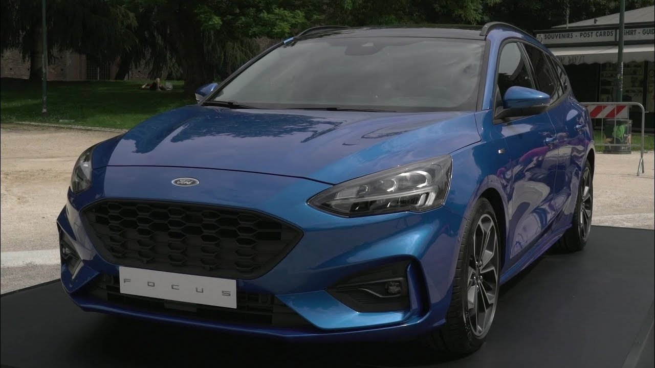 2019 ford focus st wagon - design