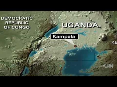 Bomb blasts in Uganda capital