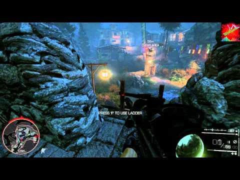 Sniper Ghost Warrior 2 - HD 4870 512mb DDR5 256bit