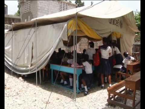 MaximsNewsNetwork: HAITI: SANITATION, CHILD PROTECTION, EDUCATION: UNICEF REVIEW