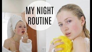 MY NIGHT ROUTINE / Kallie Kaiser