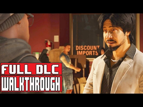 Watch Dogs 2 Human Conditions Walkthrough FULL DLC Bad Medicine, Caustic Progress,