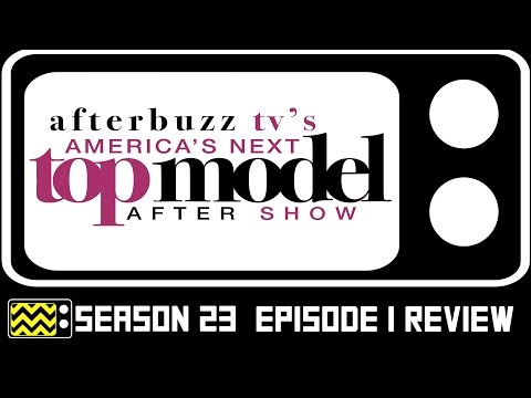 America's Next Top Model Season 23 Episode 1 Review & After Show | AfterBuzz TV