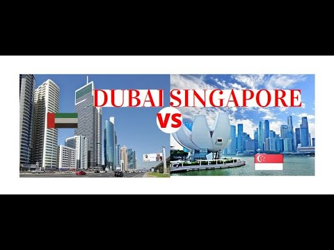 Dubai v/s Singapore Which Destination Should You Pick. 10 Reasons Why You Must Absolutely Visit Both