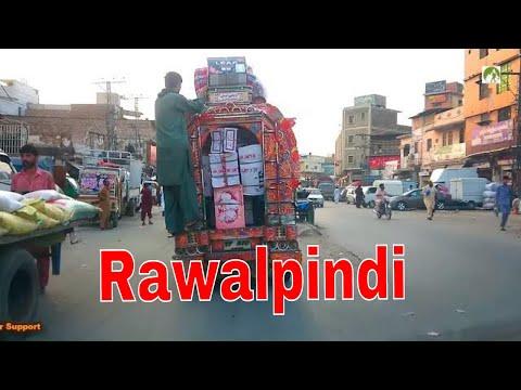 Rawalpindi City Tour Pakistan Traveling