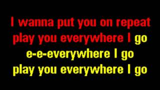 [karaoke-instrumental] Zendaya - Replay