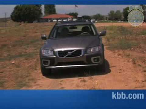 2008 Volvo XC70 Review - Kelley Blue Book