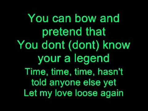 America's Sweethearts (lyrics)