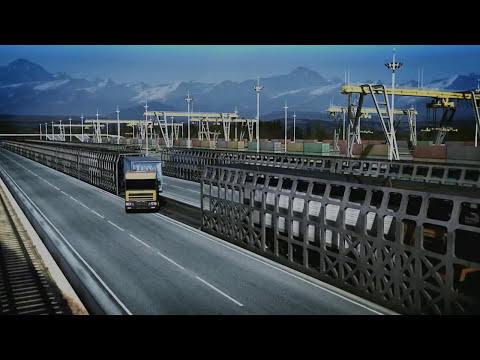Megaconstrucciones de Argentina y Chile