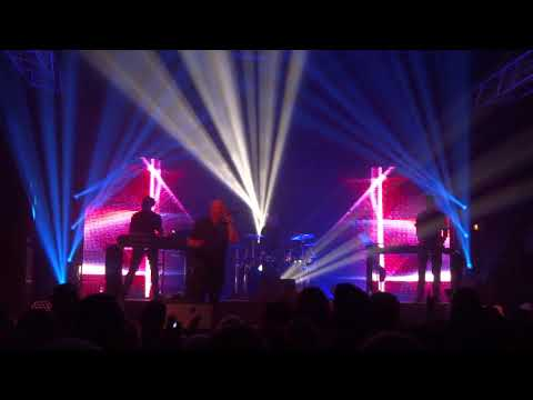 VNV Nation - When is the future (live in Erfurt 13.10.2018)