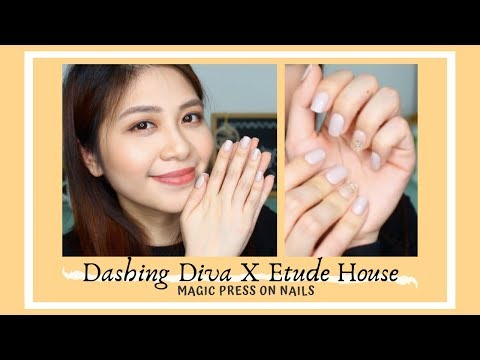 Dashing Diva Nails (How To, Haul And Review)
